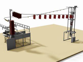 Eerste Skyfall systeem in drankenindustrie