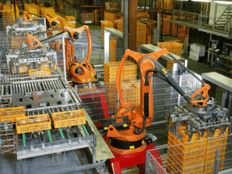 Robotisering belangrijk middel voor verduurzaming voedingsmiddelenindustrie