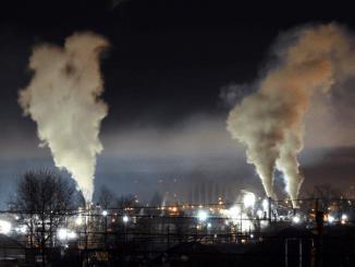 Uitstoot broeikasgassen daalt met 12 procent