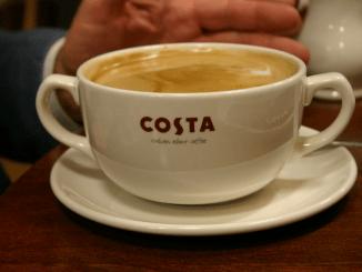 Costa Coffee officieel in handen van Coca-Cola