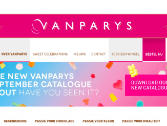 Le fabricant de dragées Vanparys fait aveu de faillite