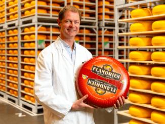 Flandrien Kaas bouwt rijpingszaal van 1 miljoen