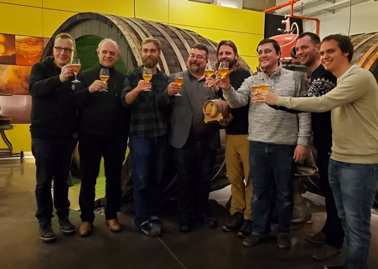 Horal Lambic Award 2020 voor Lambic.info