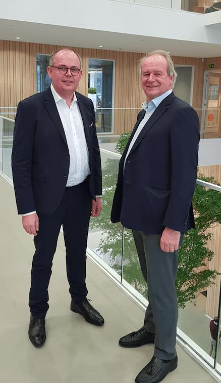 Vandemoortele bouwt verder aan een duurzame toekomst met nieuwe CEO Yvon Guérin