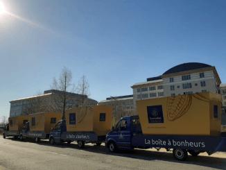 Leonidas offre 5 millions de petits œufs de Pâques au personnel soignant et aux résidents des hôpitaux et des maisons de repos