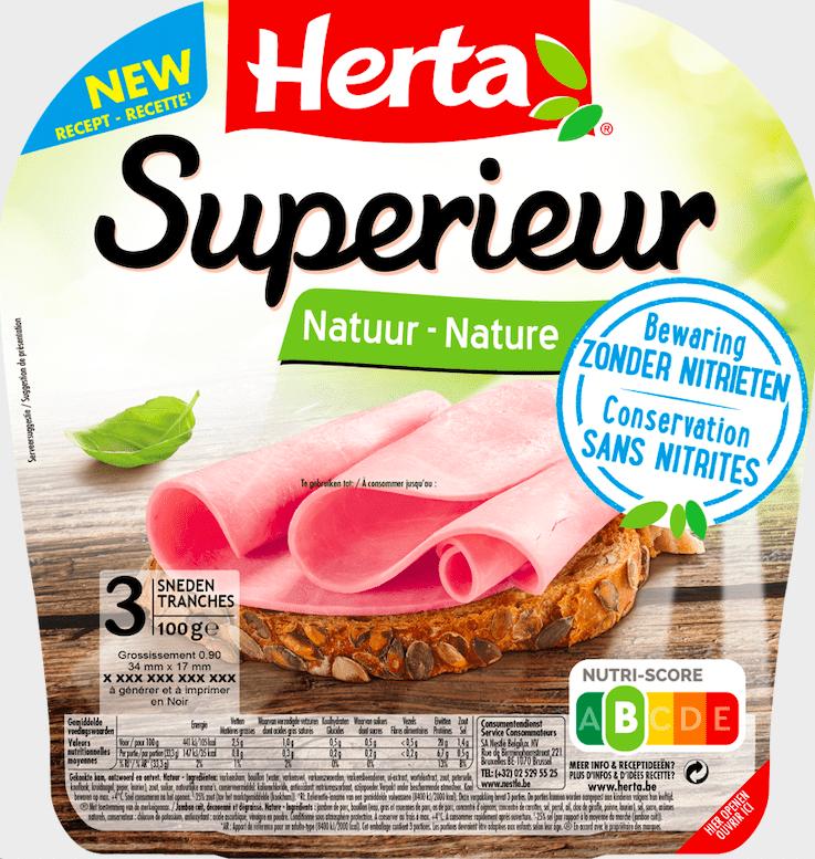 Vers une meilleure alimentation : Nestlé lance en Belgique ses premiers produits portant le Nutri-Score