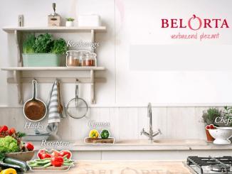"""""""La cocina de BelOrta"""" gisteren gelanceerd"""