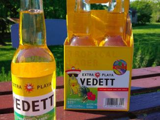 Vedett lanceert Extra Playa