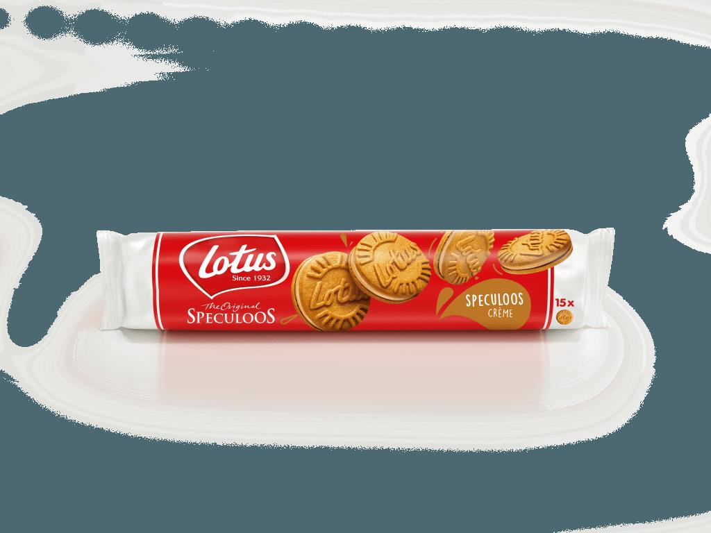 Nieuw: Lotus speculooskoekjes met heerlijke vulling