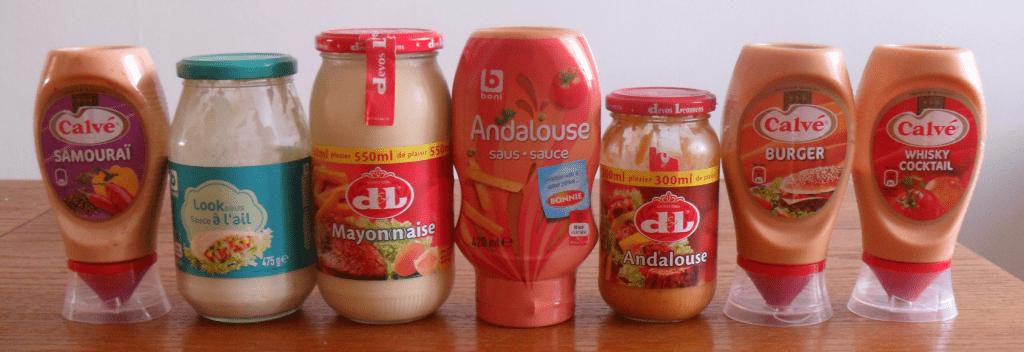 Sausenfabrikanten: iedere snack zijn saus