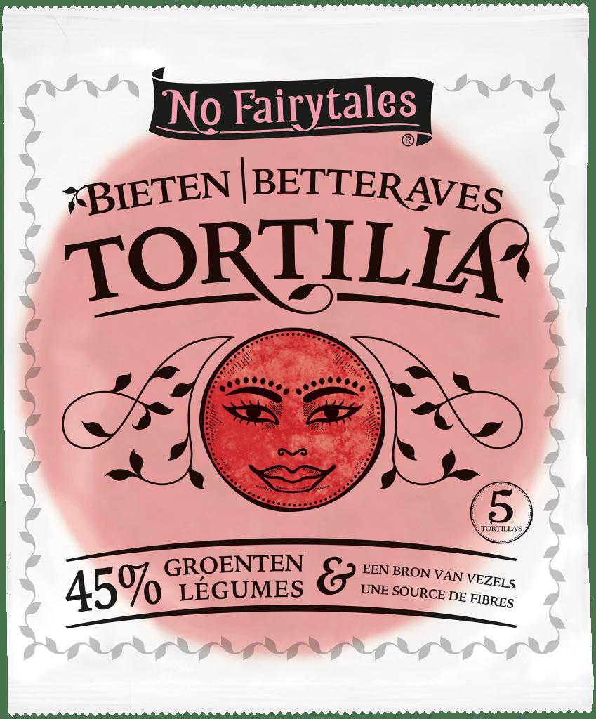 No Fairytales tovert makkelijk meer groentjes op je bord