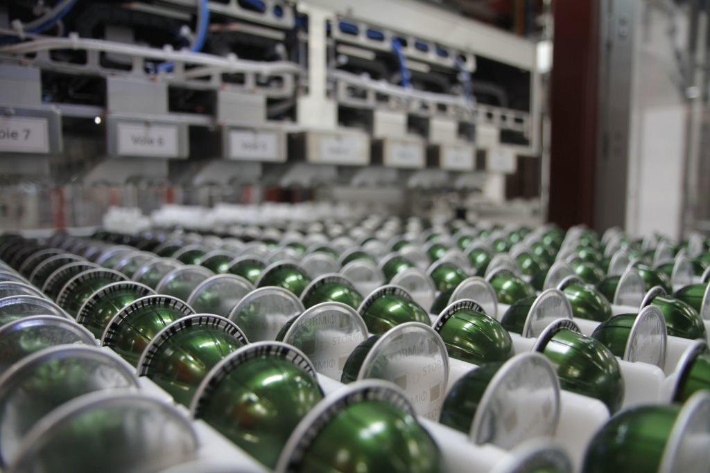 Nespresso bouwt nieuwe duurzame fabriek