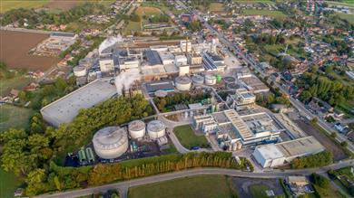 Le programme d'efficacité énergétique de BENEO réduit de 40 % les émissions de son usine d'Oreye