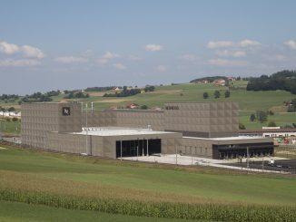 Nespresso investit CHF160 millions dans l'extension de son centre de production de Romont en Suisse