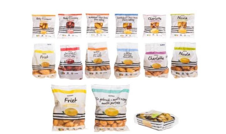 Over duurzaamheid bij aardappelen en groenten: Warnez bespaart 94 ton op aardappelverpakkingen