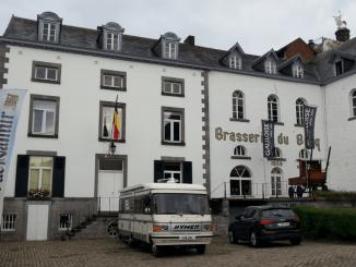La Brasserie du Bocq construit un pipeline de bière à Purnode