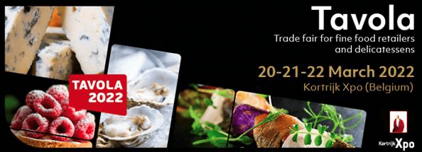 TAVOLA finaal naar 20-21-22 maart 2022, in 2021 komen twee nieuwe concepten